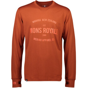 Mons Royale M's Yotei Tech LS Clay